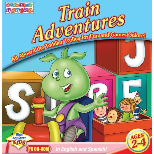Toddler's Toybox: Train Adventures
