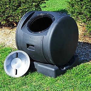 Good Ideas Enviro Tumbler 49 Gallon Resin Compost Tumbler by Good Ideas Inc
