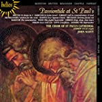 Passiontide At St. Pauls (Music For P...