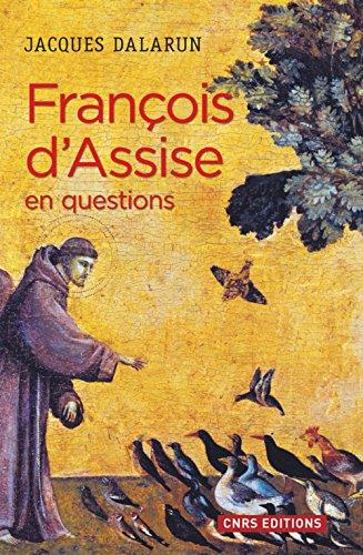 François d'Assise en questions