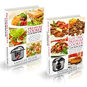 Pressure Cooker Cookbook: 2 in 1 Box Set - 200 Mouth-Watering and Healthy Pressure Cooker Recipes for Stove Top and Electric Pressure Cookers (Pressure Cooker Recipes, Pressure Cooker Book 3)