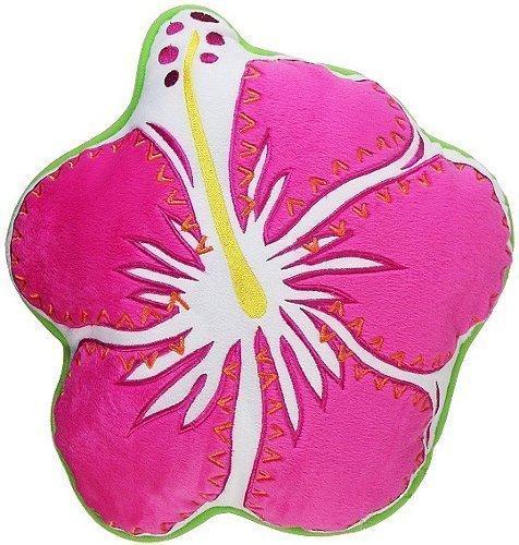 Disney Kingdom Hibiscus Decorative Pillow