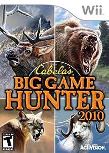 Cabela's Big Game Hunter 2010 - Wii Standard Edition