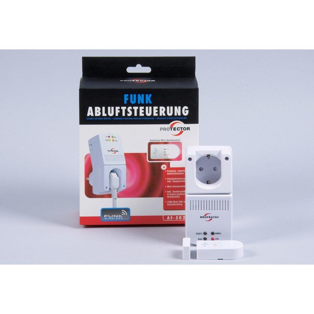 FunkAbluftsteuerung AS 5020  BaumarktKundenbewertung und weitere Informationen