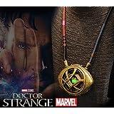Killerbody Marvel Doctor Strange 1:1 Eye of Agamotto Necklace Movie Prop Replica