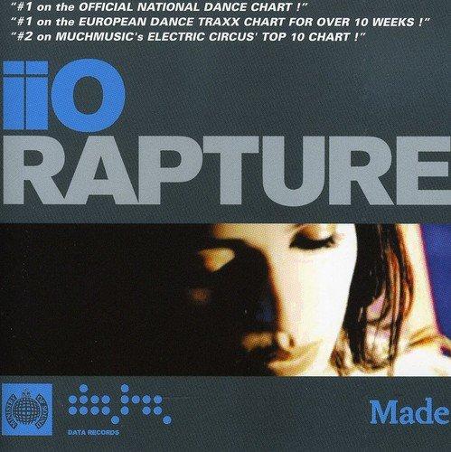 CD : iiO - Rapture (Canada - Import)