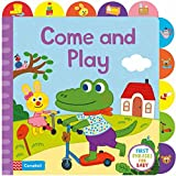 Playing Together: A Book About Playing, with Tabs for Older Babies (Chat About)