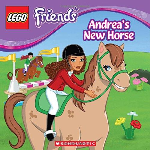 Lego Friends: Andrea's New Horse