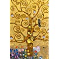 Komar DM635 Ideal Decor Tree of Life 1-Panel Wall Mural