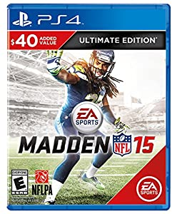 Madden NFL 15 Ultimate Edition - PlayStation 4 from Electronic Arts