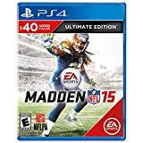 Madden NFL 15 (Ultimate Edition) - PlayStation 4