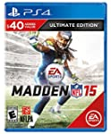 Madden NFL 15 Ultimate Edition - Play...