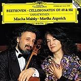 Beethoven: Cello Sonatas Nos. 3, 4 & 5 / (12) Variations, Opp. 69, 102:1,2; WoO 45