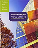 img - for Financial & Managerial Accounting with Connect Plus book / textbook / text book