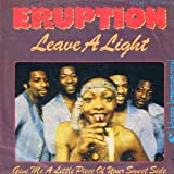 Eruption - Leave A Light - Hansa International - 100 008, Hansa International - 100 008-100
