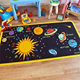 Educational childrens rug or playmate