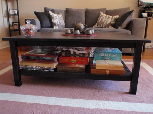 Ikea Hemnes Coffee Table Grey Brown Victoria City Victoria Mobile