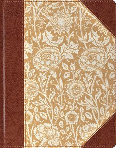 Download ESV Single Column Journaling Bible (Antique Floral Design)