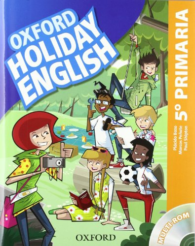 Holiday English 5º Primaria: Pack Spanish 3rd Edition (Holiday English Third Edition)