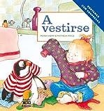 img - for A vestirse (Ventanas con Sorpresas) (Spanish Edition) book / textbook / text book
