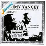 Jimmy Yancey Vol. 2 1940 - 1943