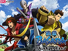 �퍑BASARA Judge End