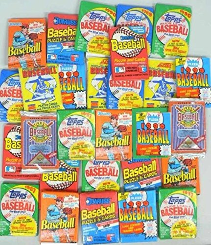 100-Vintage-Baseball-Cards-in-Old-Sealed-Wax-Packs-Perfect-for-New-Collectors