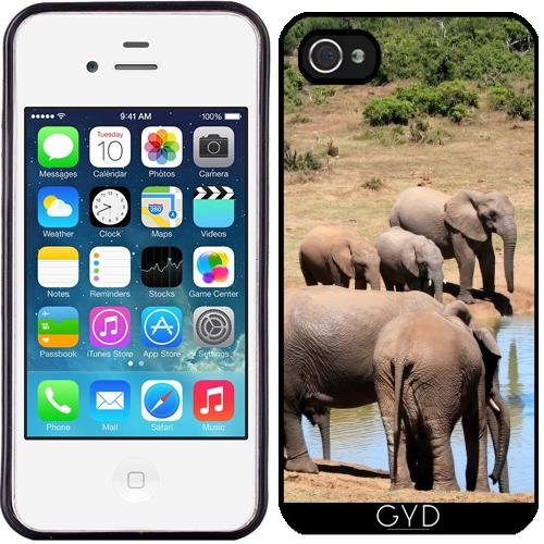 coque-silicone-pour-iphone-4-4s-elephant-afrique-exotique-by-wonderfuldreampicture
