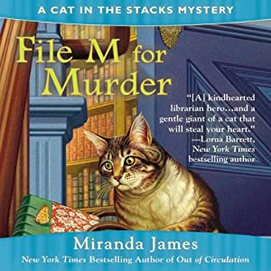 File M for Murder Audiobook