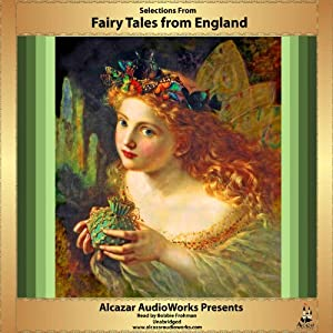 Fairy Tales from England | [Alcazar AudioWorks (compilation)]