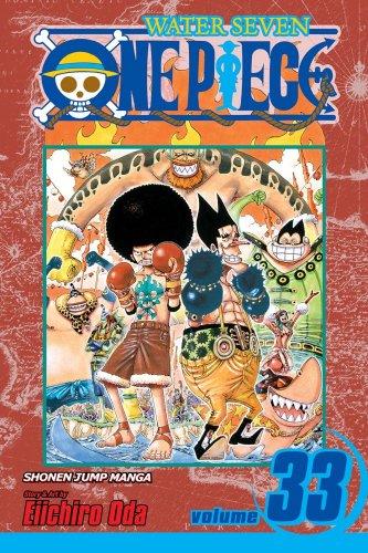 ONE PIECE ワンピース コミック33巻 (英語版)