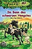 Das magische Baumhaus 47 - Im Bann des schwarzen Hengstes (German Edition)