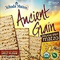 Yehuda Organic Ancient Grain 100% Spelt Matzo 10.5oz by Yehuda