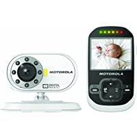 Motorola MBP26 Digital Video Baby Monitor with 2.4