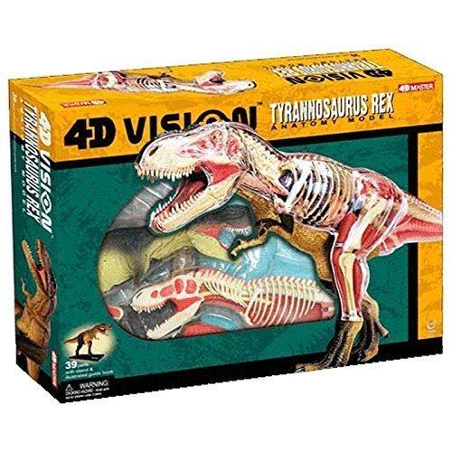 4D Vision Tyrannosaurus Rex Anatomy Model by Fame Master (Tyrannosaurus Rex Model compare prices)