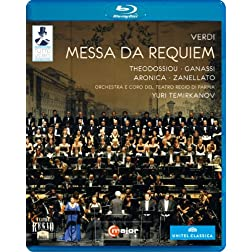 Verdi: Messa da Requiem [Blu-ray]