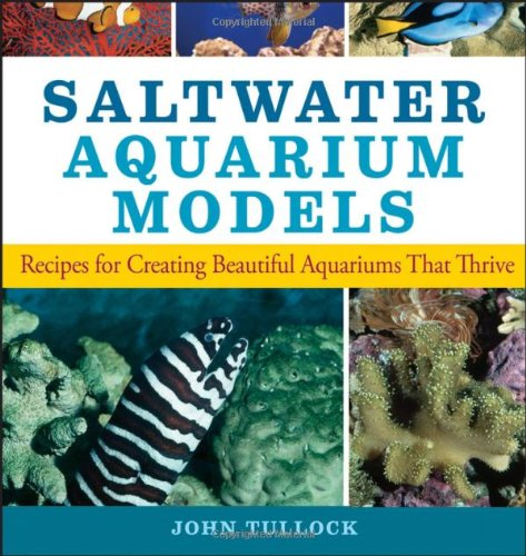 Saltwater Aquarium Models: Recipes for Creating Beautiful Aquariums That Thrive PDF