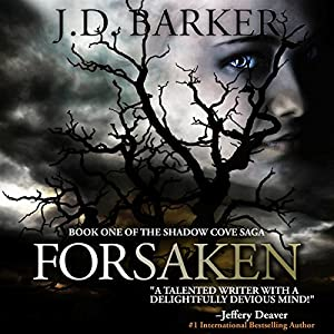 Forsaken: Book One of the Shadow Cove Saga Audiobook