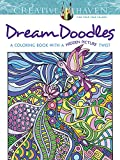 img - for Creative Haven Dream Doodles: A Coloring Book with a Hidden Picture Twist (Adult Coloring) book / textbook / text book