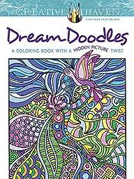 Creative Haven Dream Doodles: A Color…