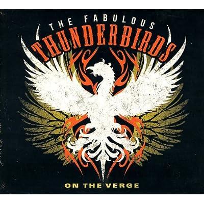 The Fabulous Thunderbird - On the Verge. 61JOsDv0AIL._SS400_