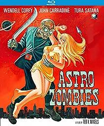 The Astro-Zombies (with optional RiffTrax) [Blu-ray]