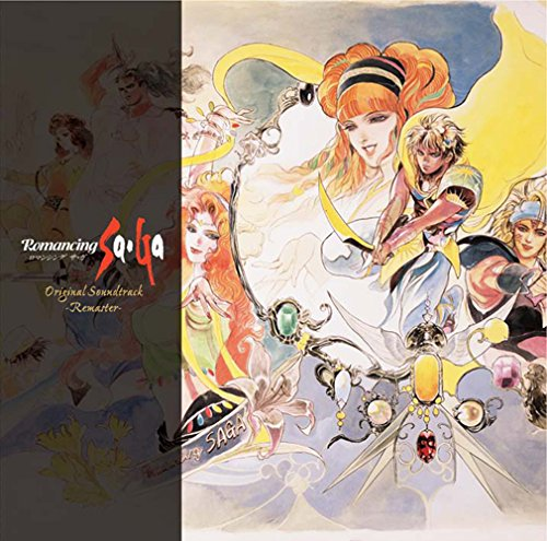 Romancing SaGa Original Soundtrack-REMASTER-