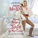 Never Judge a Lady by Her Cover: Library Edition (Rules of Scoundrels)