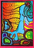 Vintage JEFFERSON AIRPLANE & MOTHER EARTH 250gsm ART CARD Gloss A3 Reproduction Poster