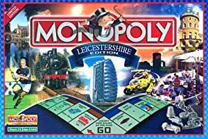 Leicestershire Monopoly