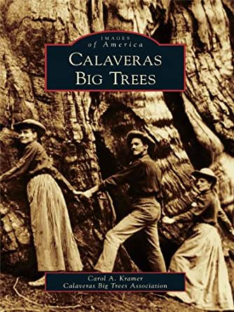 Amazon.com: Calaveras Big Trees (Images of America) eBook: Carol