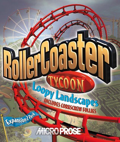 RollerCoaster Tycoon: Loopy Landscapes full game free pc