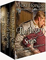 The Legacy Series (Boxed Set Books 1, 2 and 3) (English Edition)