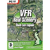 VFR Real Scenery Vol 1: South East England Add-On for FSX (PC DVD)by Just Flight